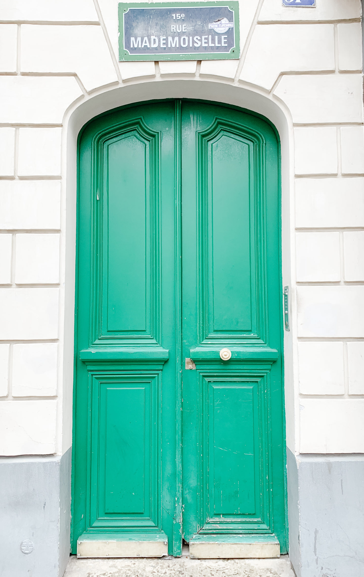 Doors in paris