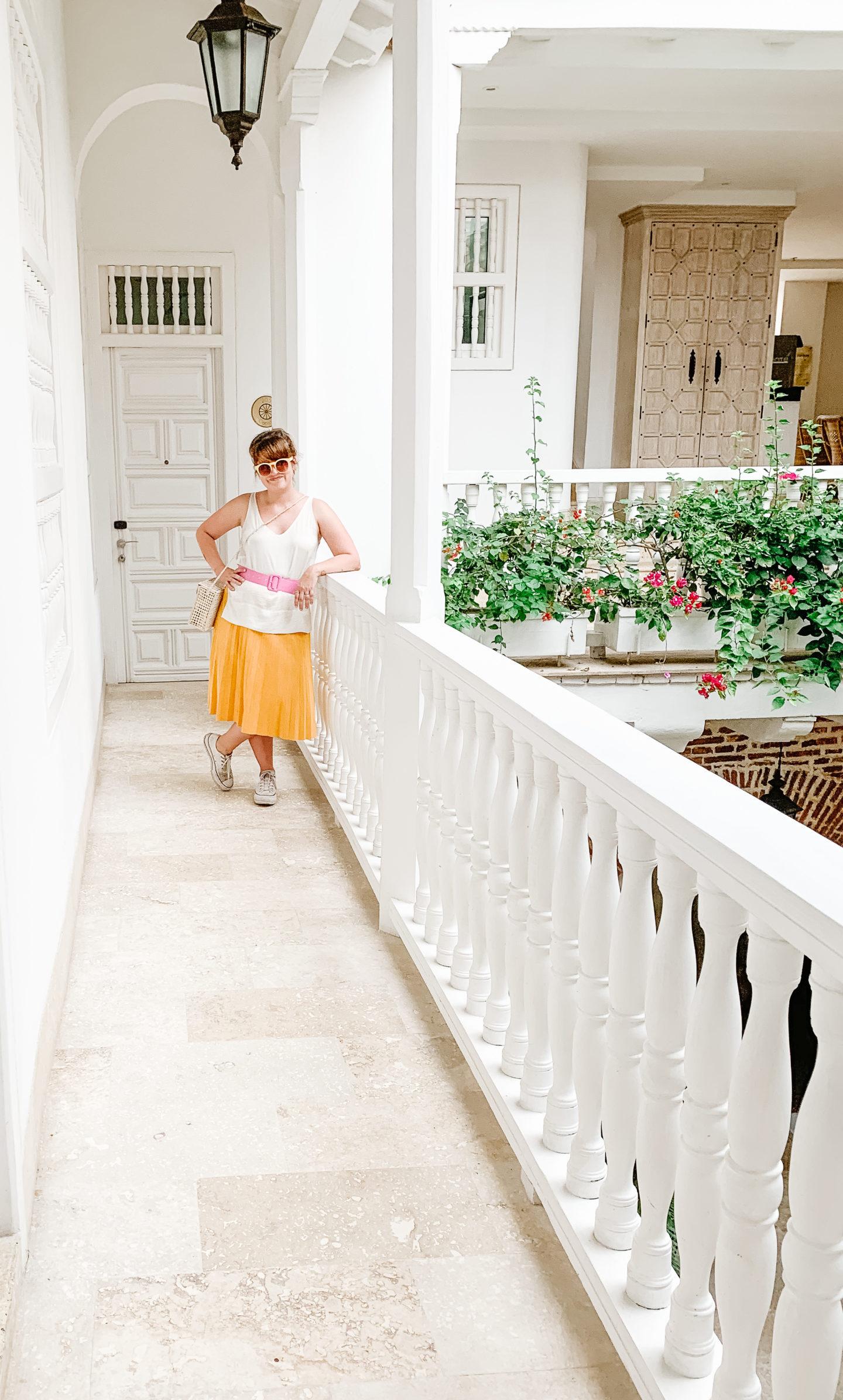 Casa cochera del gobernador, Cartagena