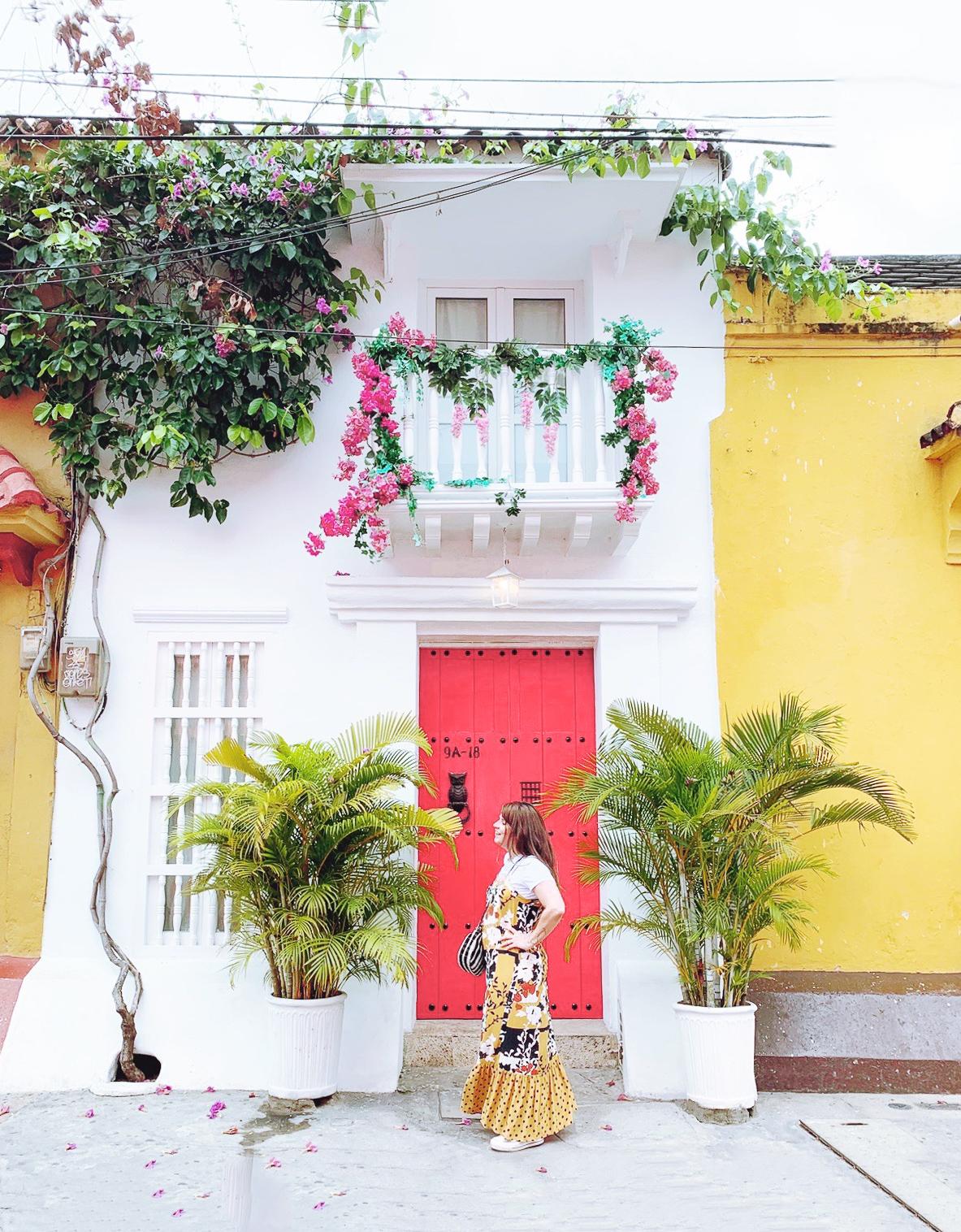 Cartagena and its doors