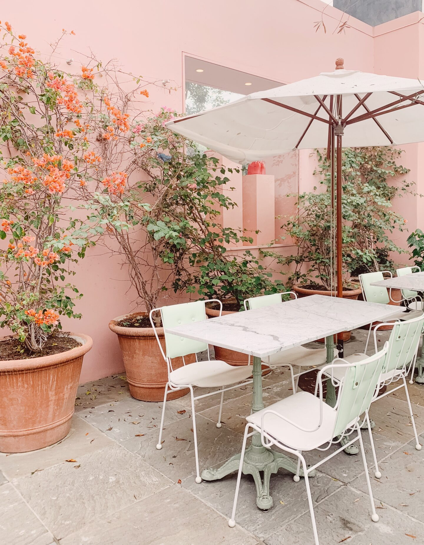 Where to have a break in LA: West Hollywood