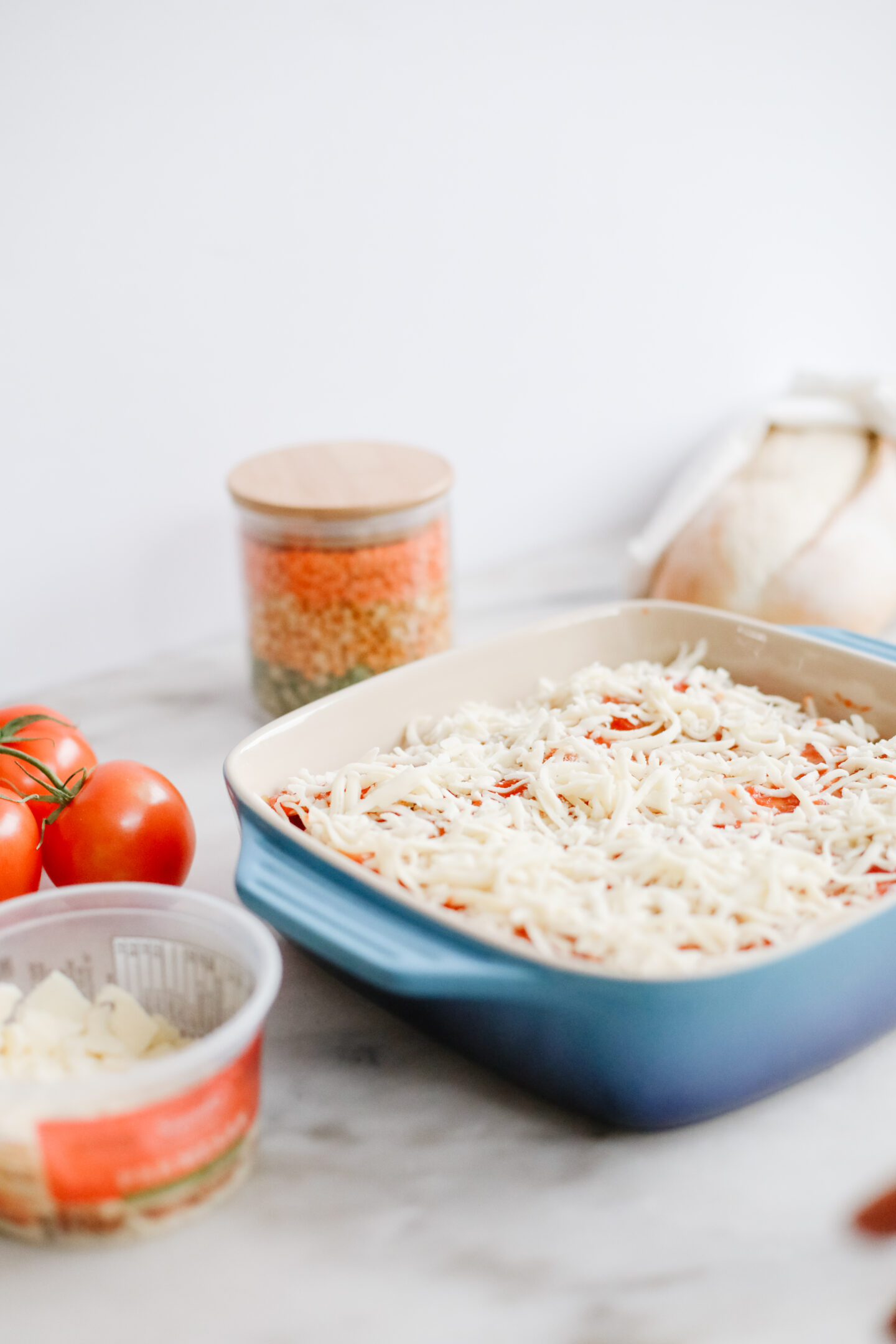Easy Veggie Lasagna Recipe