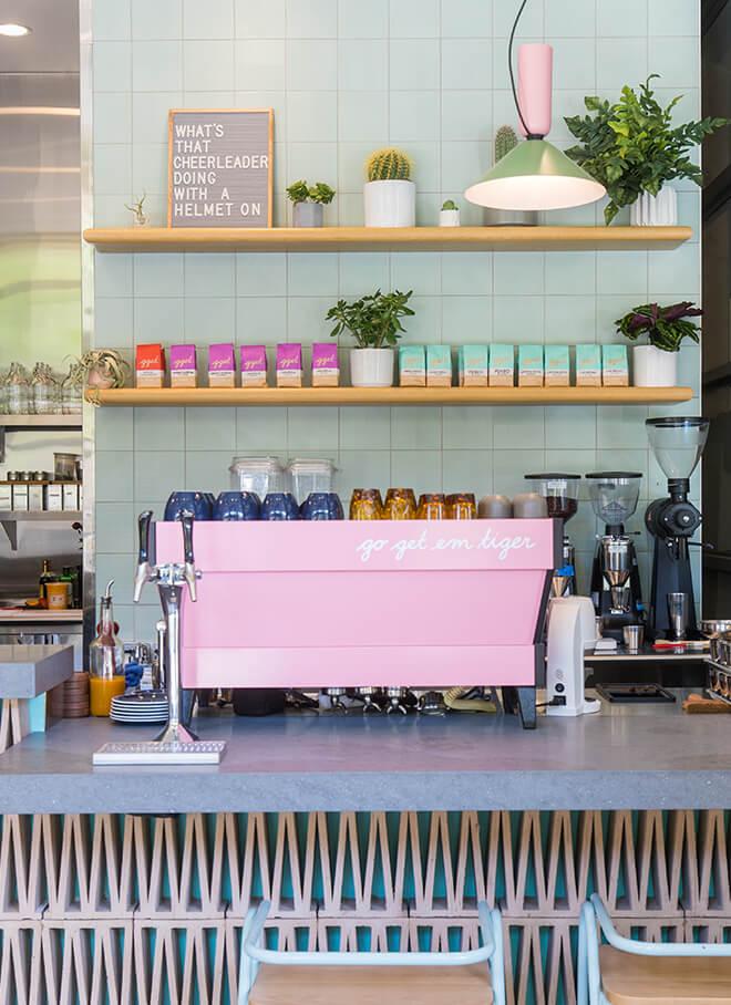 ROWDTLA: Where to eat and sip coffee