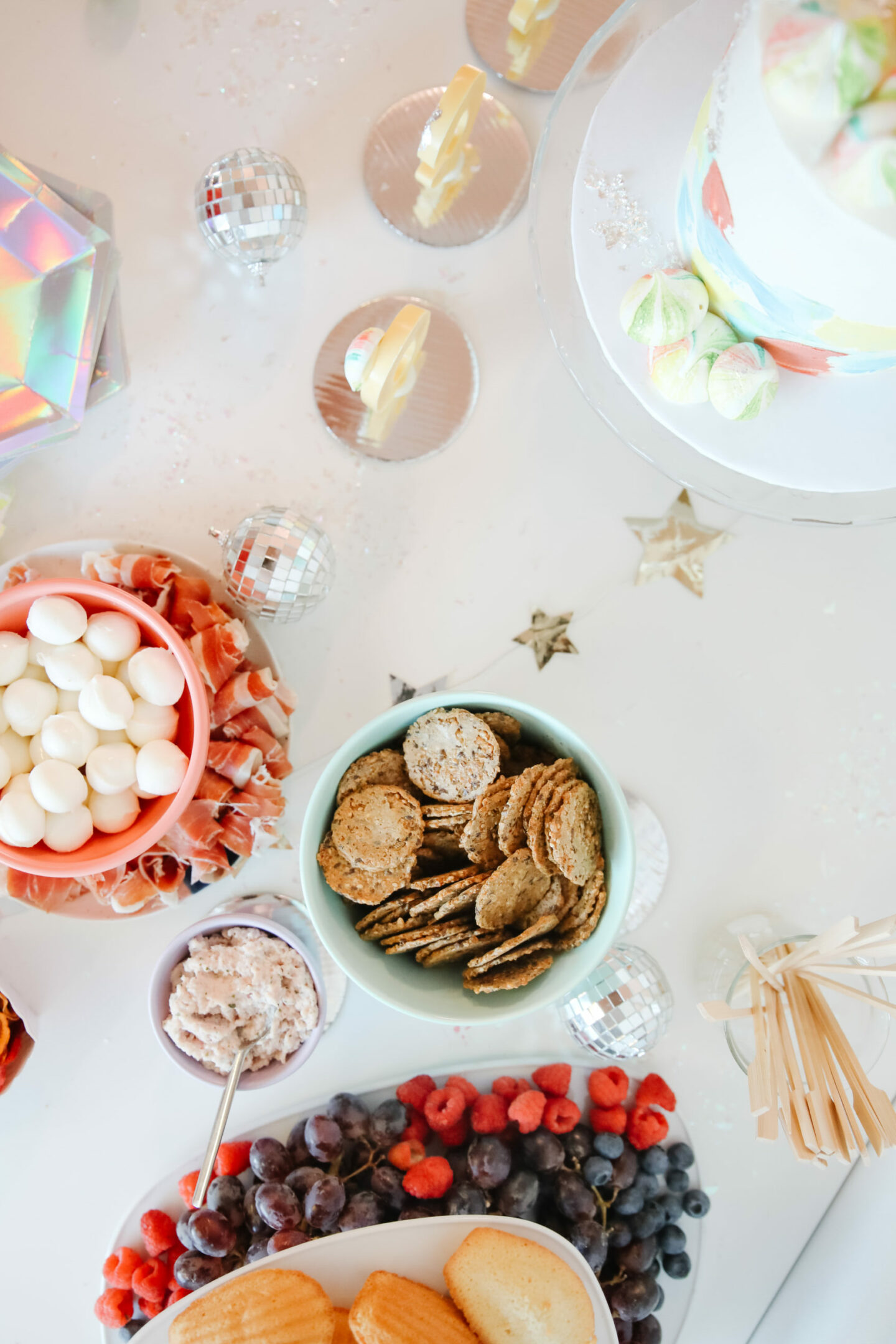 How to decorate a kids party in 3 easy steps