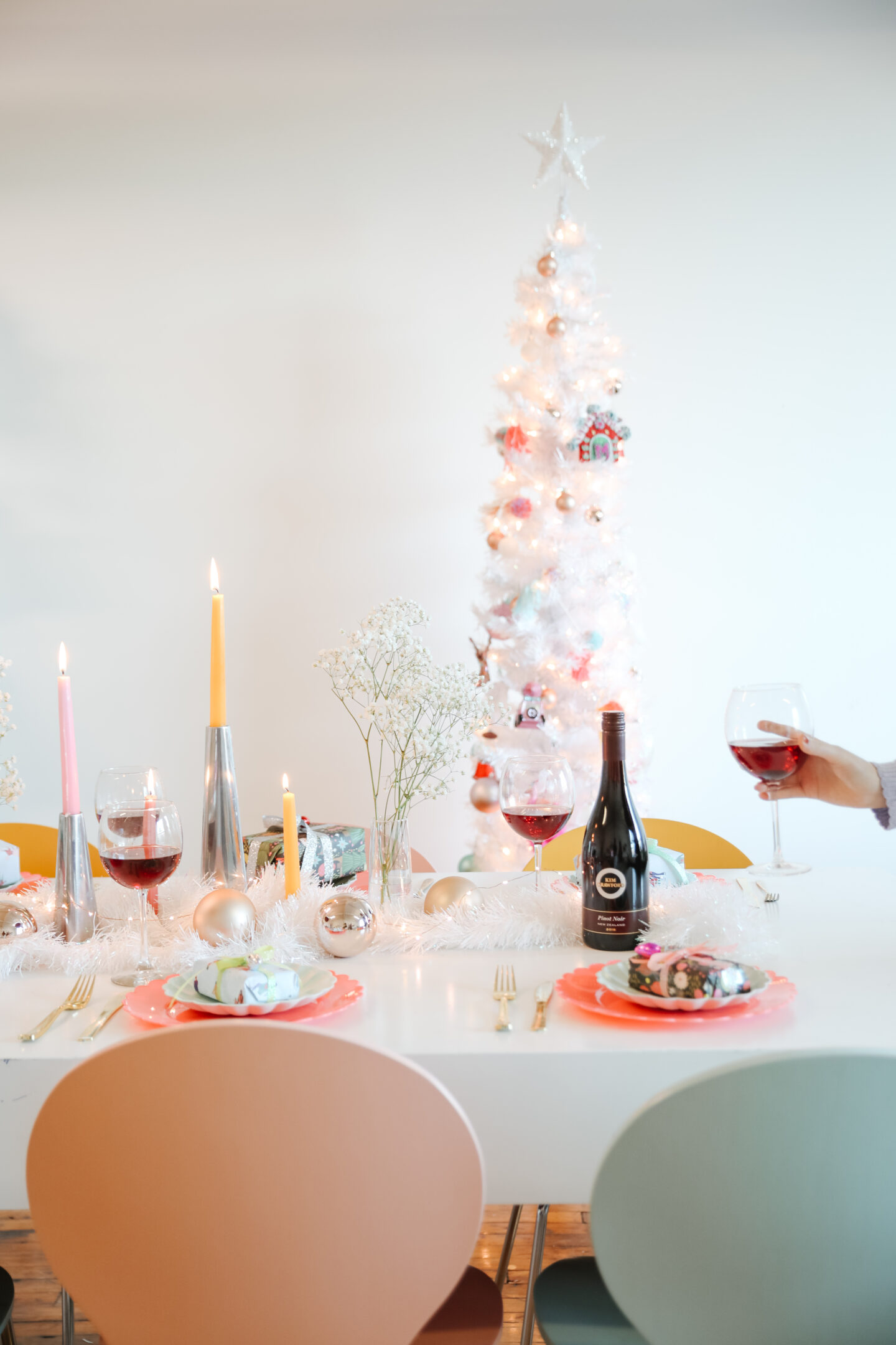 Tablescape Ideas for Holidays