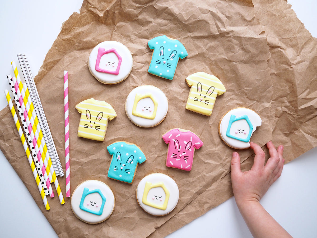 Easter Cookies DIY Ideas