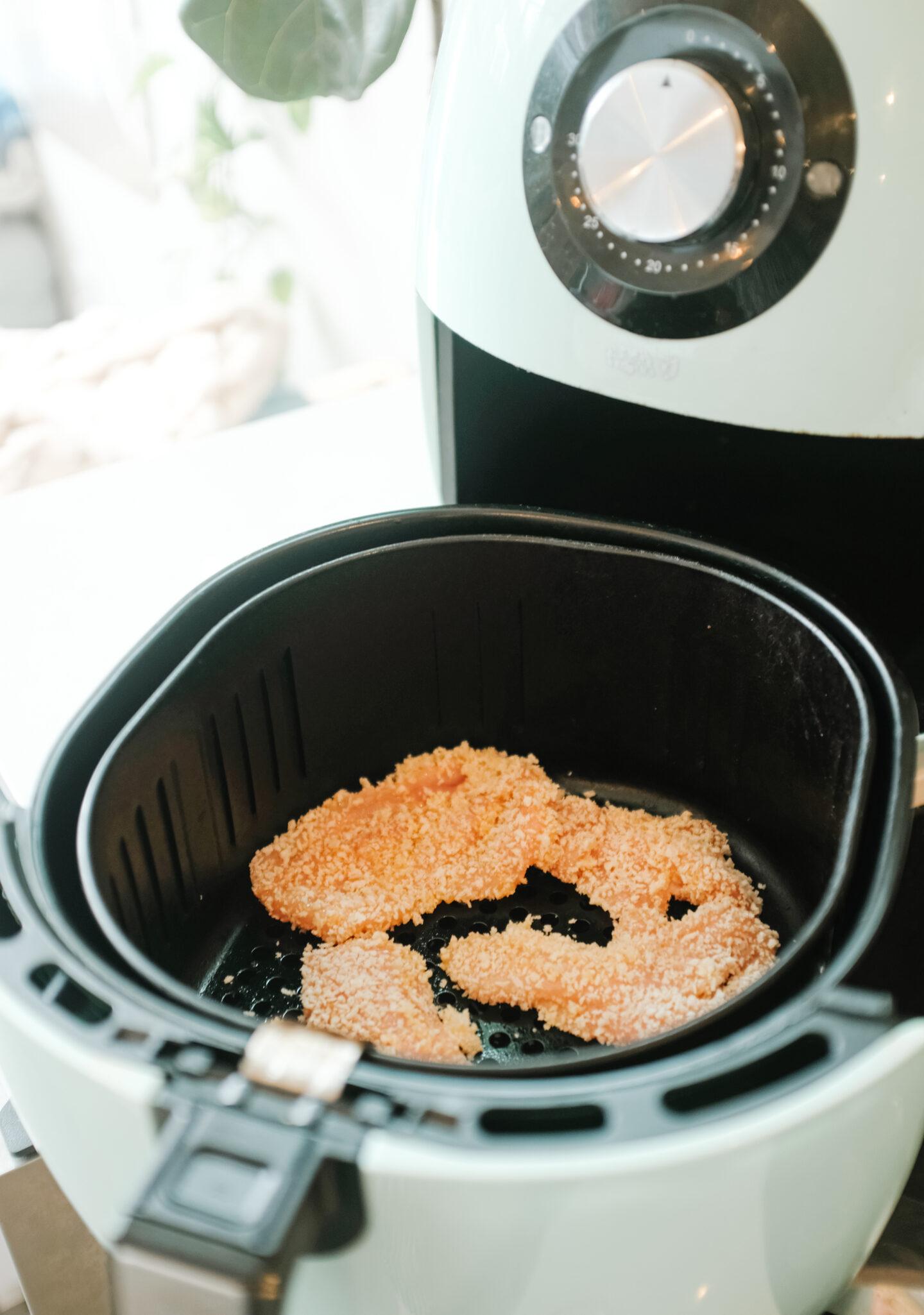 Super Easy Air Fryer Fried Chicken Recipe