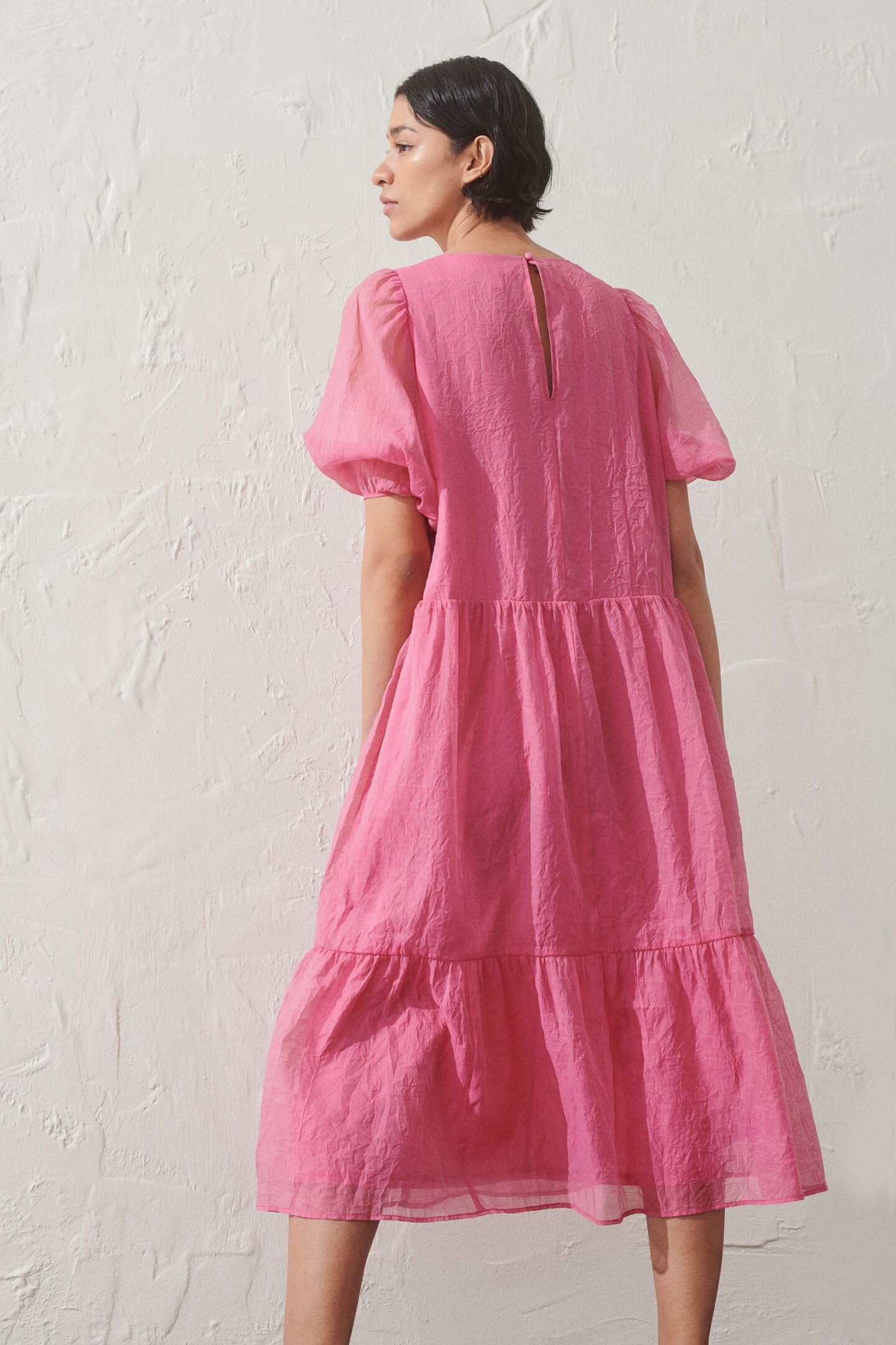Flowy Dress for Spring