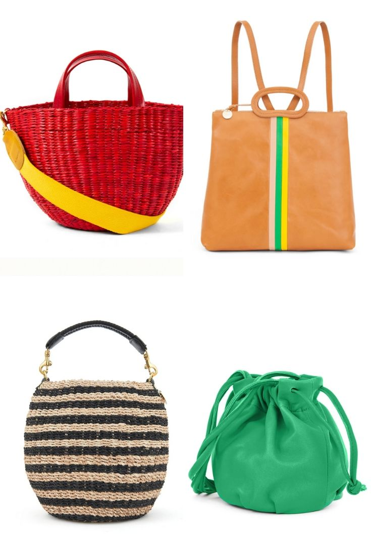 Clare V Favorite bags!