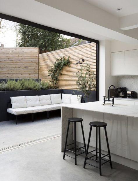 Exterior Terrace Design