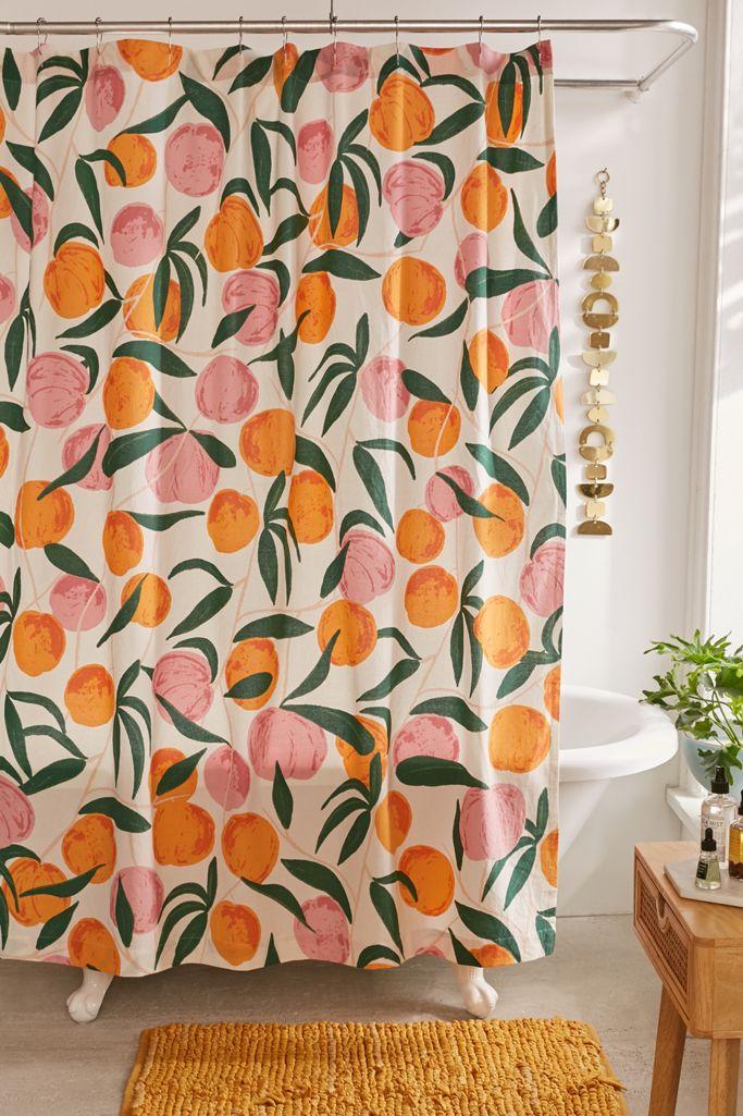 Colourful Bathroom Office