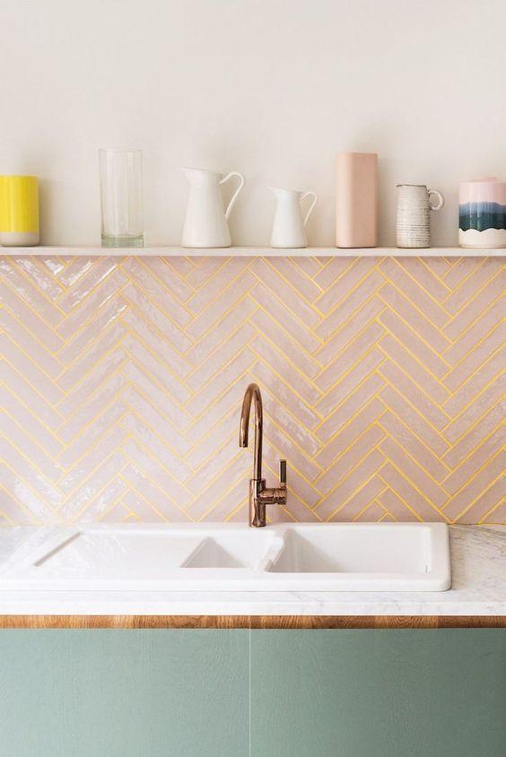 Bathroom Counter Inspiration