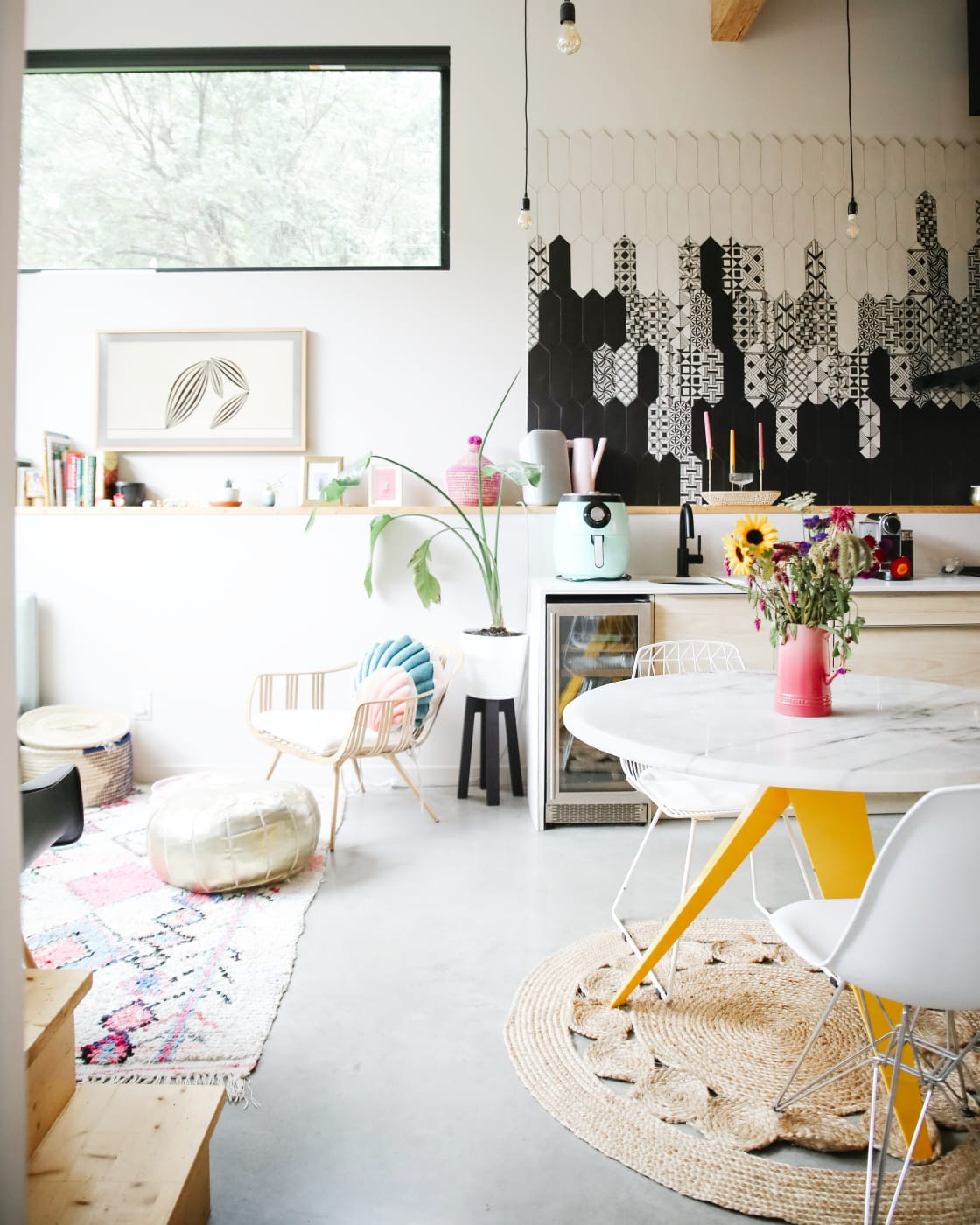 A Modern Kitchen: Add tiles!