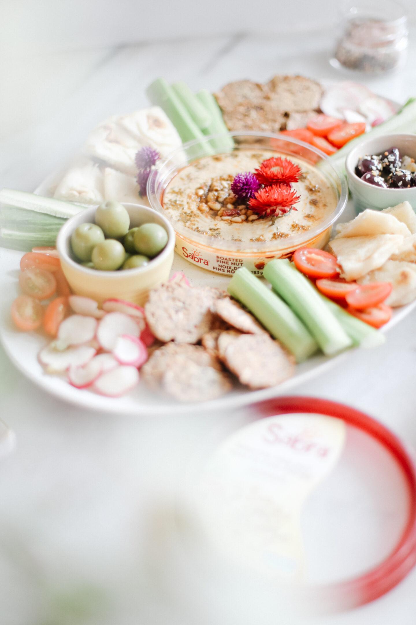 Hummus Platter Ideas