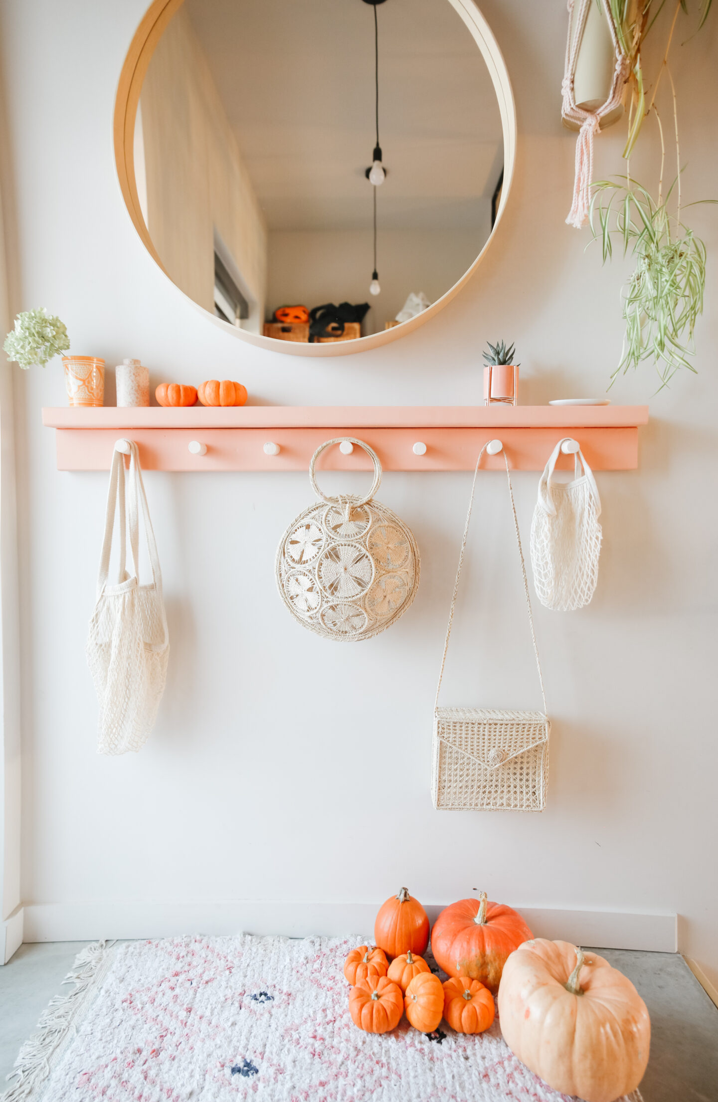 Entryway ideas during Fall