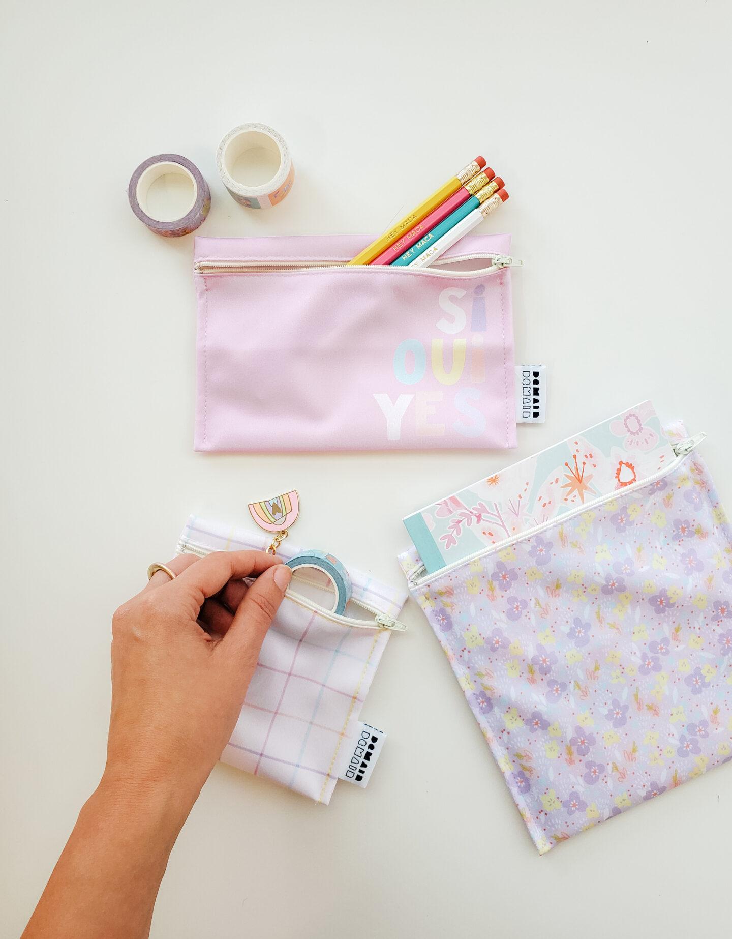 Reusable bags design