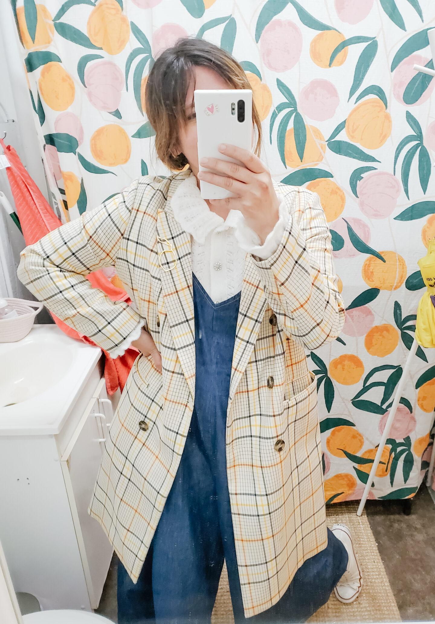 Bathroom Selfie Style