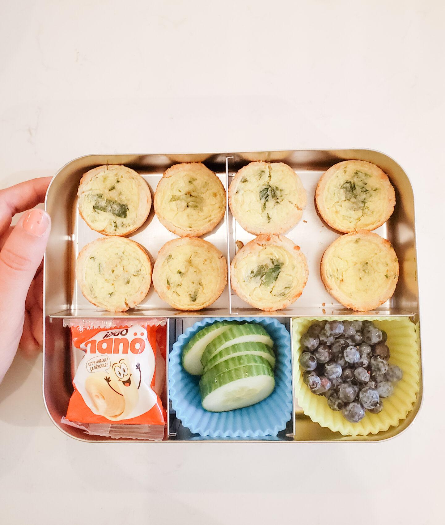 Lunchbox ideas - Allergen-free
