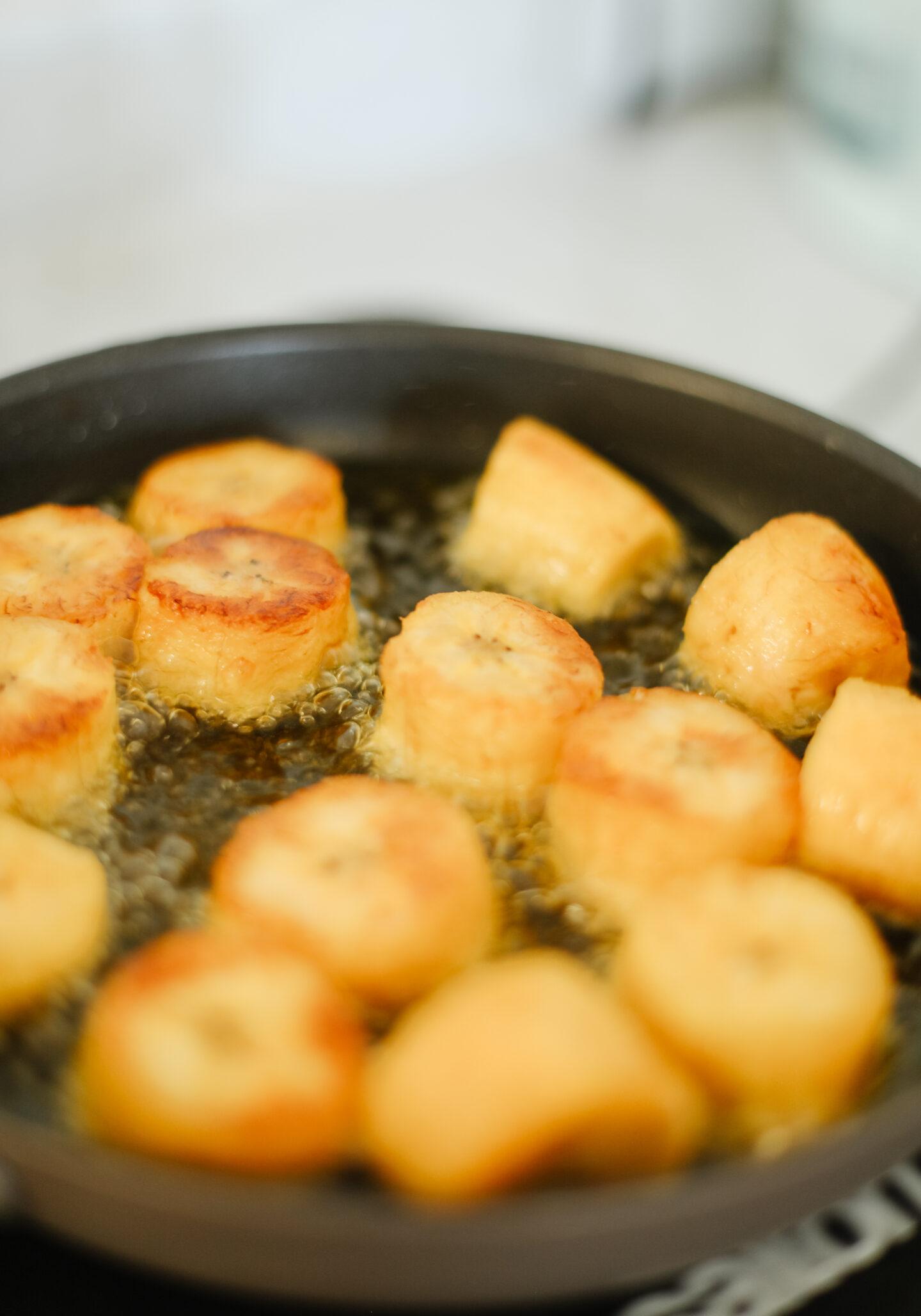 deep fried plantain