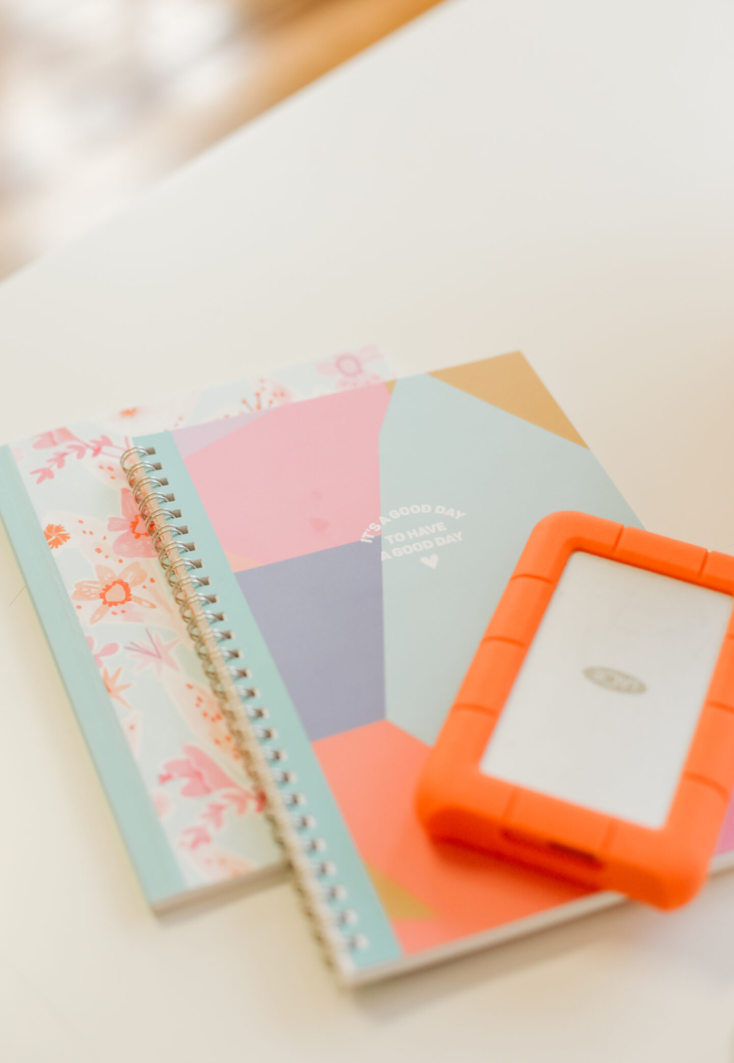 Stationary in Pastel