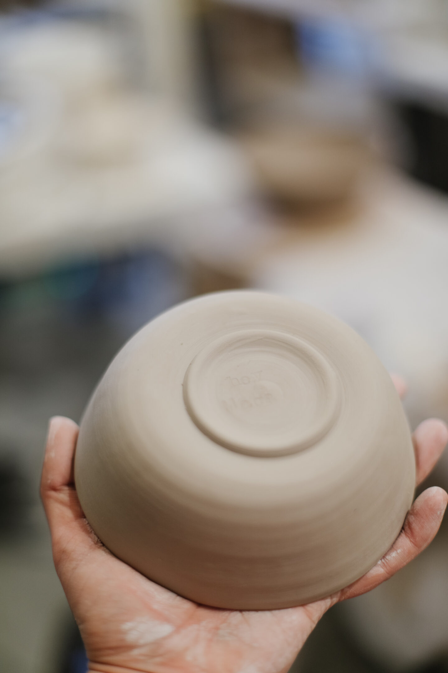 Pottery: how to make your own bowl