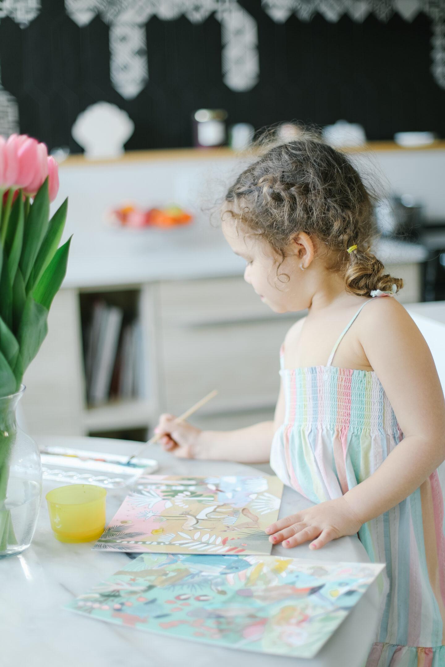 Print your kids draws into books