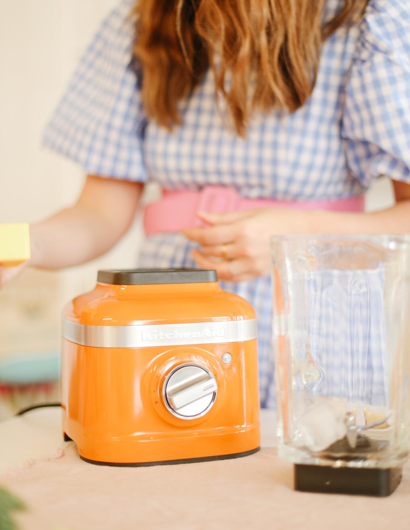 kitchen aid honey blender