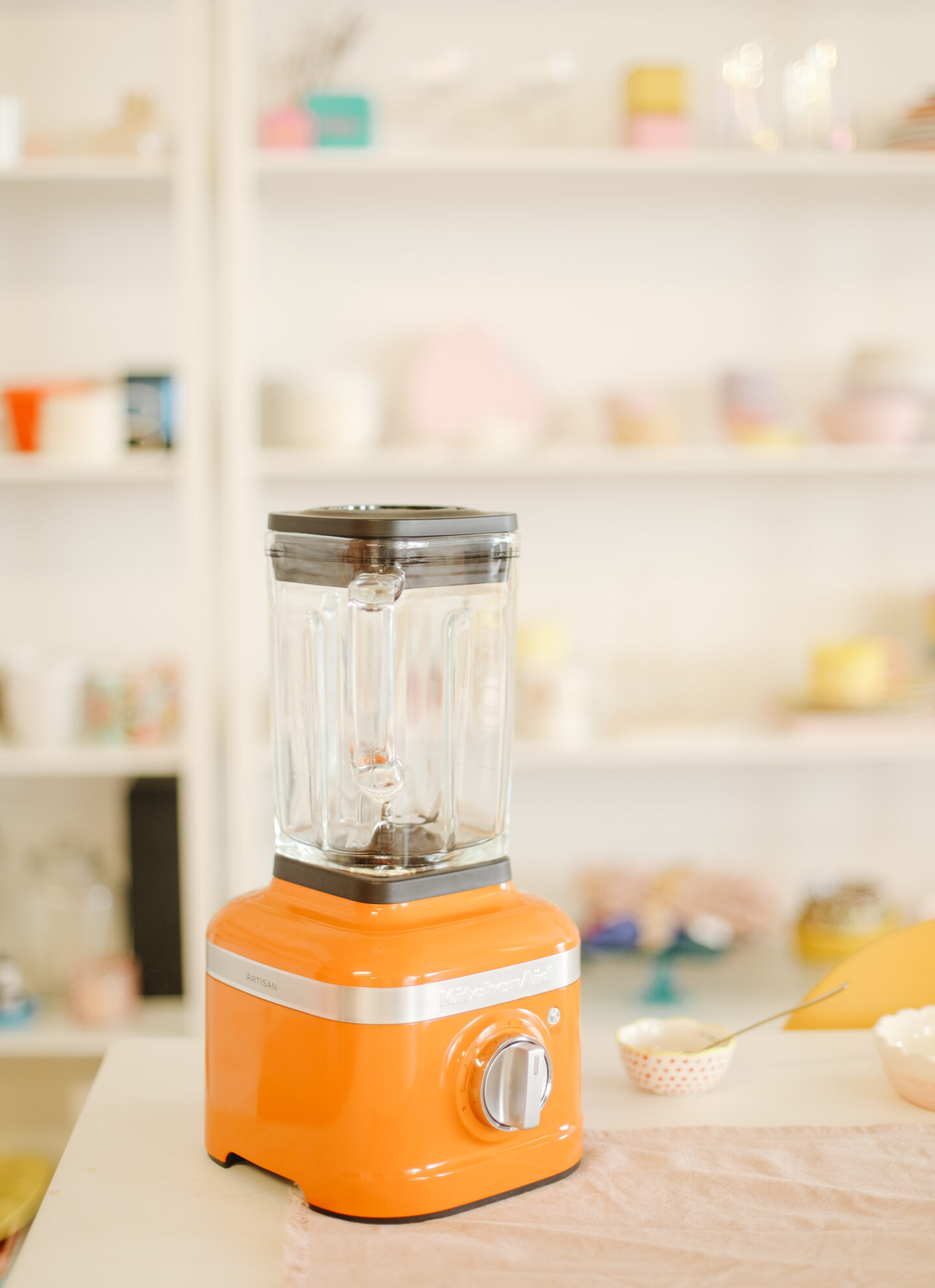 KitchenAid Blender in the colour of the year