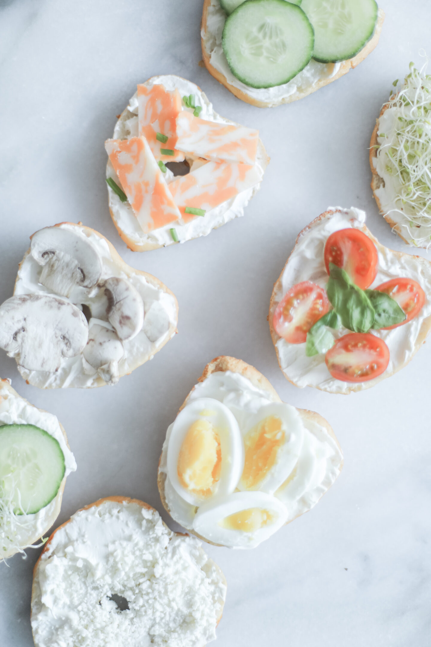 easy bagels recipe with 4 ingredients