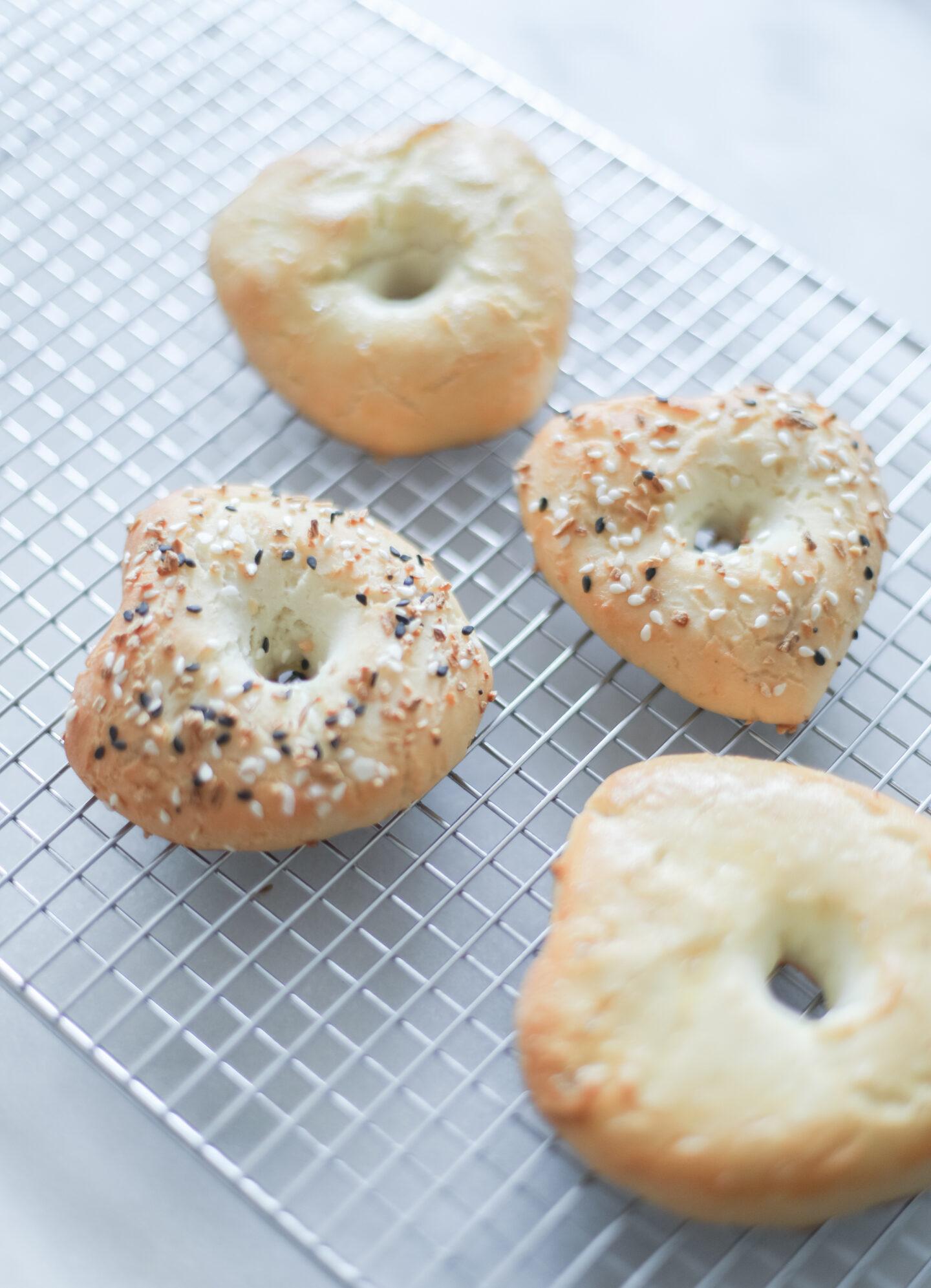 low-fodmap easy bagel recipe