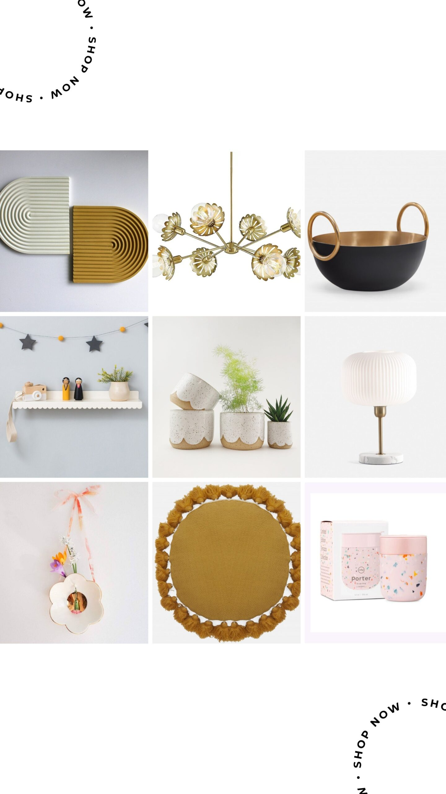 Trendy home decor accessories you need at home this Spring