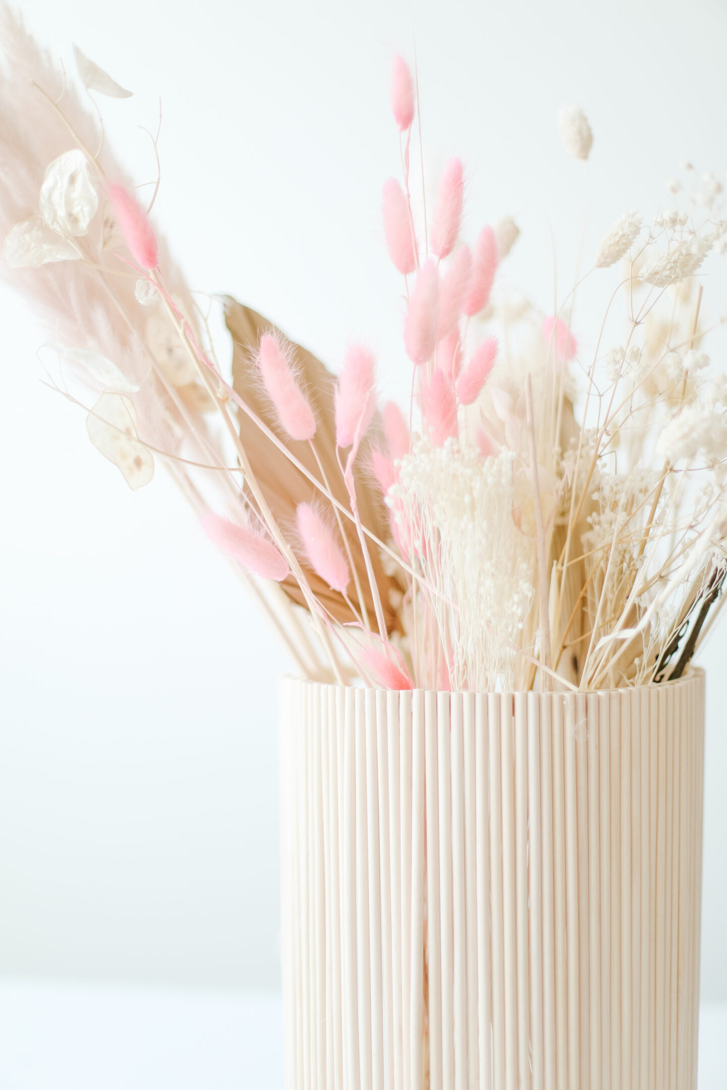 Scandi Vase DIY step by step