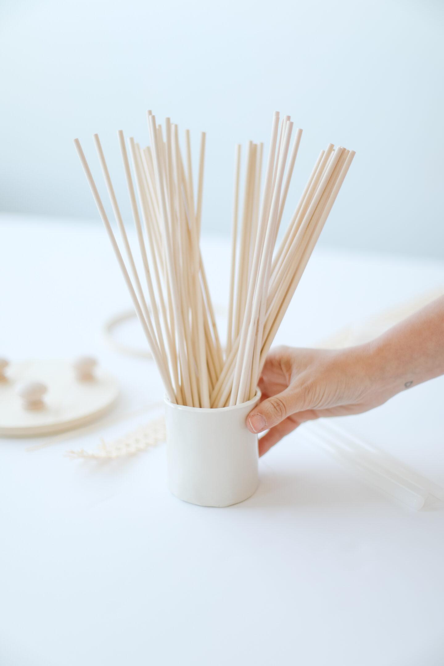 Scandi Vase materials