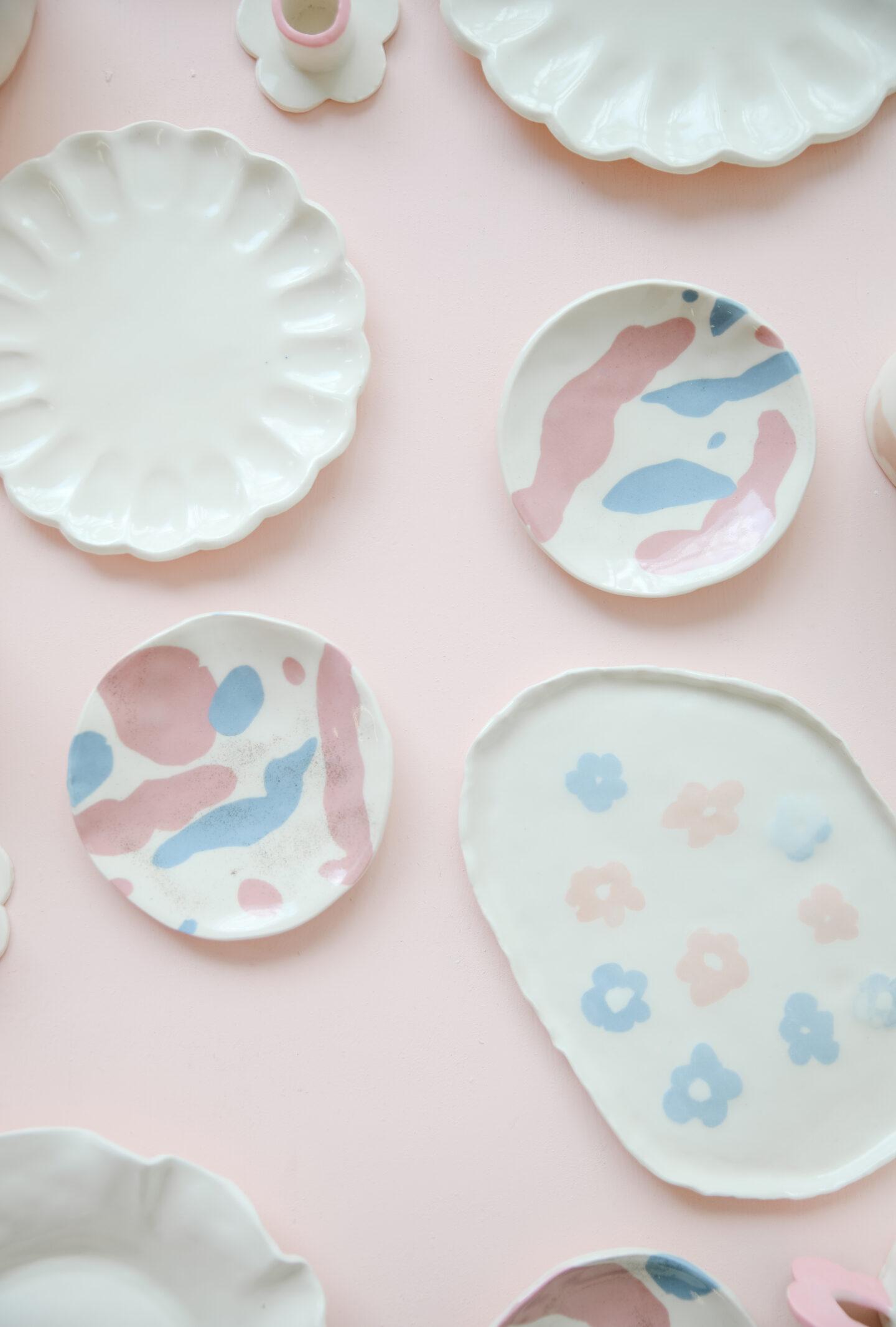 Colourful Ceramic Design