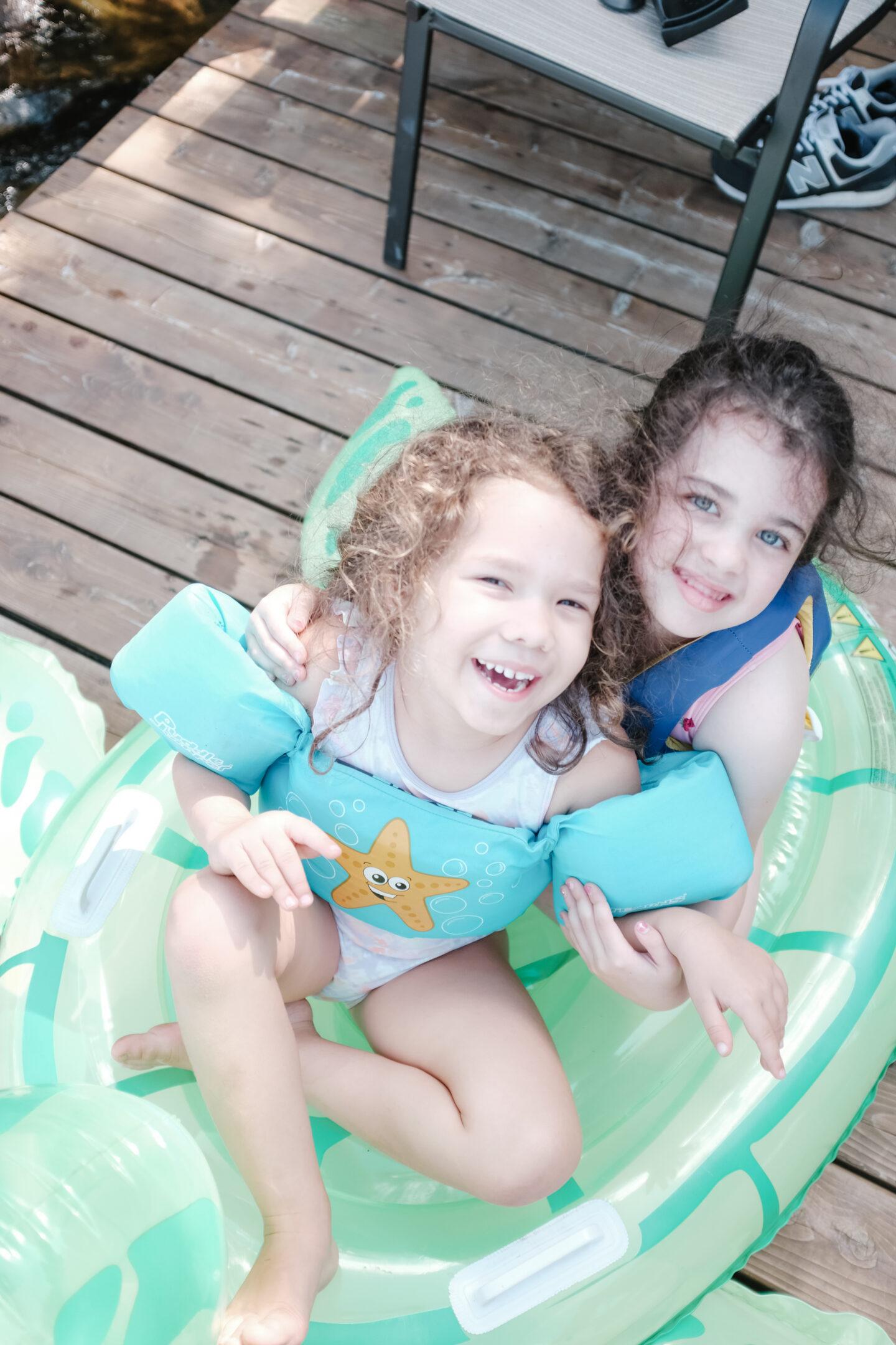 Summer adventures with kids