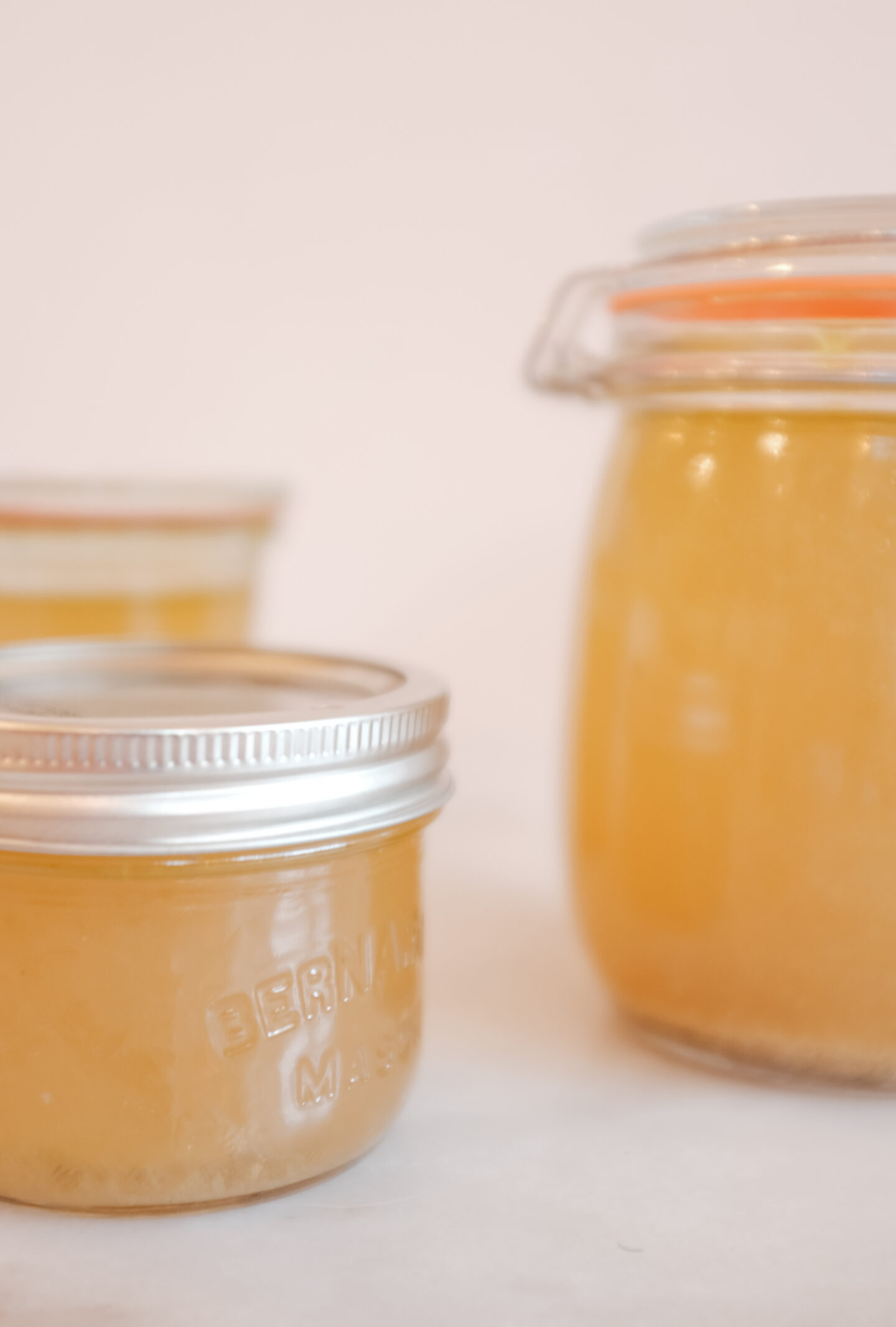 Bone Broth Homemade Recipe