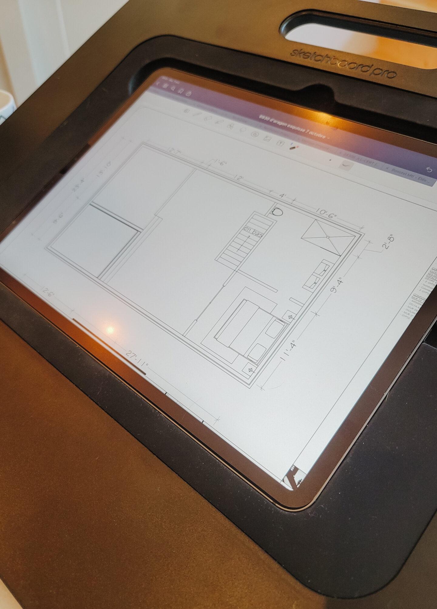 FLoor Plan home extension hey maca