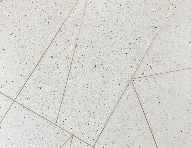 Inspo Floor Design in Terrazzo